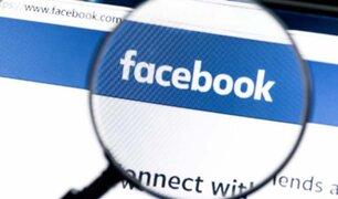 Facebook registró el crecimiento más lento desde su estreno bursátil