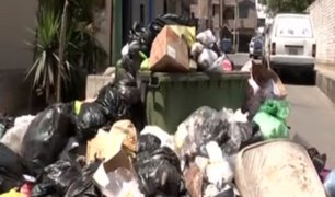 Grandes cúmulos de basura mantienen bajo alerta a vecinos de Surco