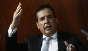 """Omar Chehade: """"Vizcarra debe dejar de atacar al Congreso y crear conflictos"""""""