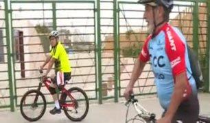 San Isidro aún no retira rejas que impiden el tránsito en Puente de la Amistad