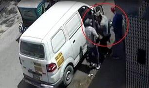 Comas: golpean y roban más de mil soles a vecino