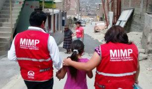 Entregarán S/ 600 bimestrales a hijos menores de víctimas de feminicidio