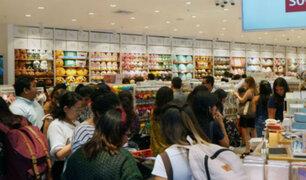 Cadena japonesa abrirá 25 tiendas en Perú durante este año