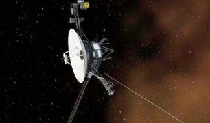 NASA intenta recuperar la Voyager 2 tras un apagón de emergencia