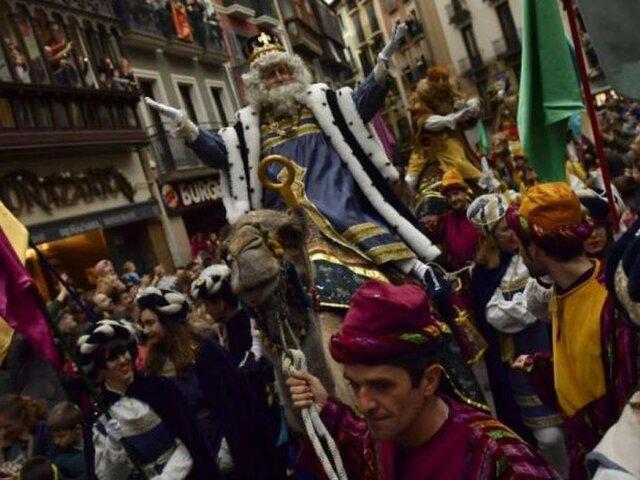¿Por qué se celebra el 6 de enero la Bajada de Reyes Magos?
