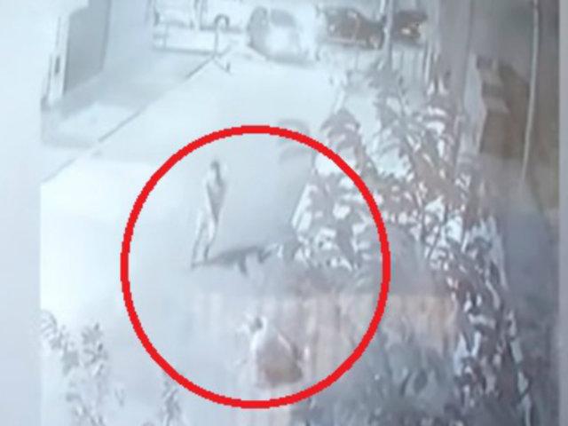 Carabayllo: ladrones no concretaron robo de auto porque víctima les dio llaves de su casa