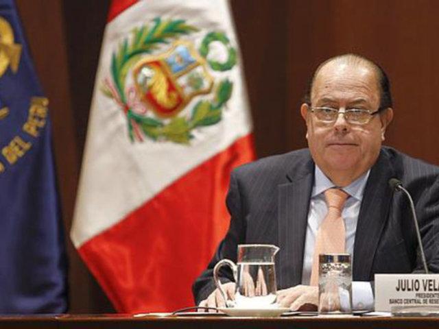 """BCR sobre aprobación de retiro de AFP hasta 4 UIT: """"presenta un mayor riesgo"""""""