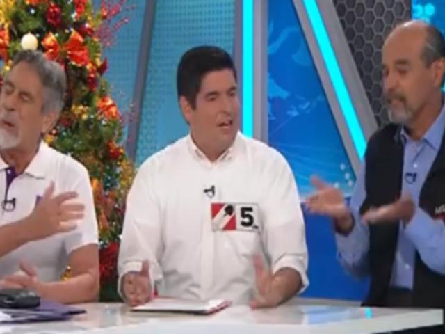 Mauricio Mulder, Francisco Sagasti y Luis Roel protagonizan encendido debate