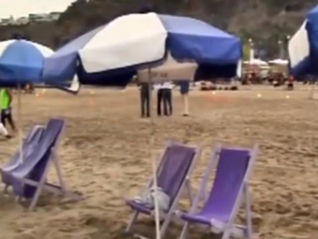 Costa Verde: polémica por comerciantes que alquilan espacios en playas