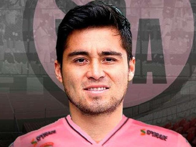 Hacia México: Rodrigo Cuba fue anunciado oficialmente como refuerzo de Zacatepec