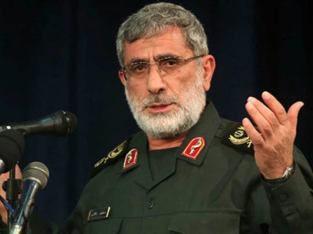 Irán designó a sucesor de general abatido por Estados Unidos