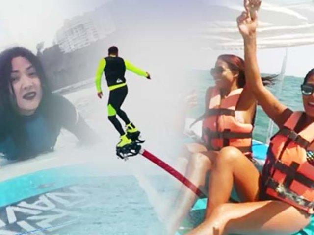 Aventura Extrema en el mar: conozca los deportes acuáticos que son la sensación en la Costa Verde