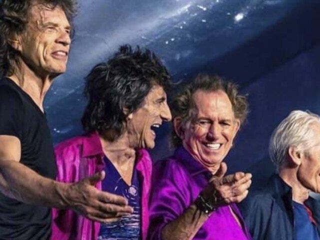 Ronnie Wood: los Rolling Stones lanzarán un nuevo álbum este 2020