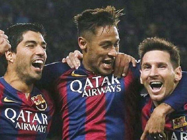 Neymar regresaría al Barcelona este 2020
