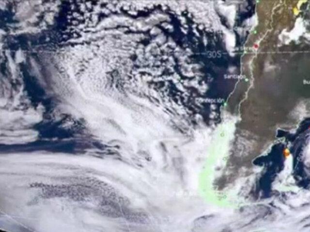 Australia: humo de incendios viaja 11 mil kilómetros y llega a Chile y Argentina