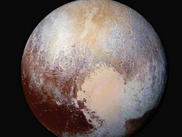 Científicos reconsideran a Plutón como planeta