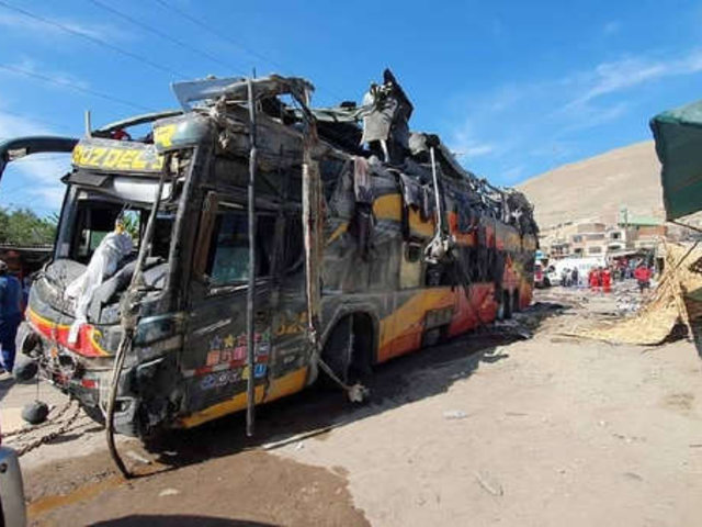 Tragedia en Arequipa: dictan 9 meses de prisión preventiva para chofer de Cruz del Sur