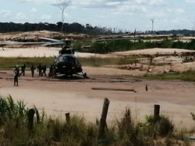 Madre de Dios: dictan siete meses de prisión preventiva para mineros ilegales