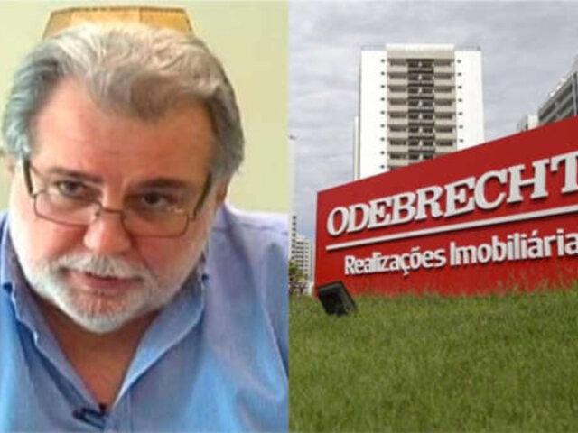 Domingo Pérez: esperamos que el Mininter capture a Gonzalo Monteverde