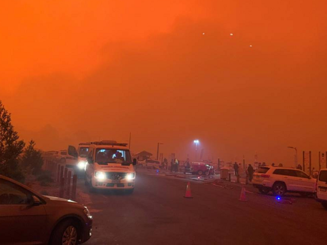 Australia pide a sus habitantes huir 'lo más pronto posible' ante inminente ola de calor