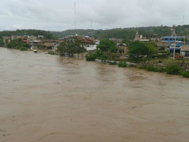 Huánuco: poblados en alerta tras incremento del caudal del río Pachitea