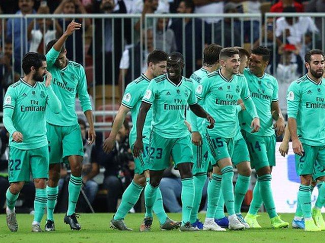 [VIDEO] Real Madrid a la final de la Supercopa: venció 3-1 al Valencia