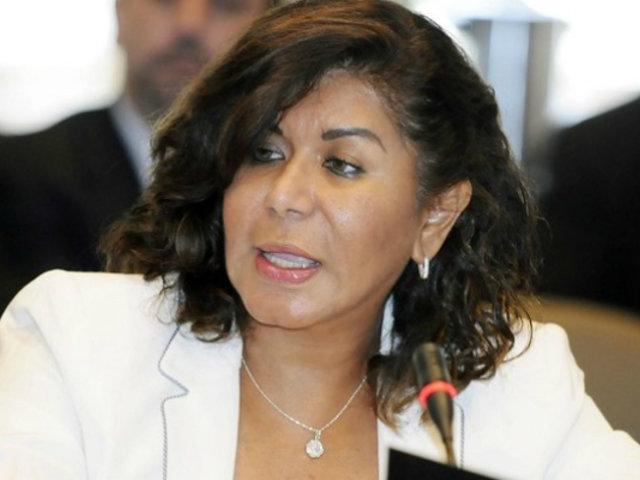 María Zavala juramentará como miembro de la JNJ este jueves