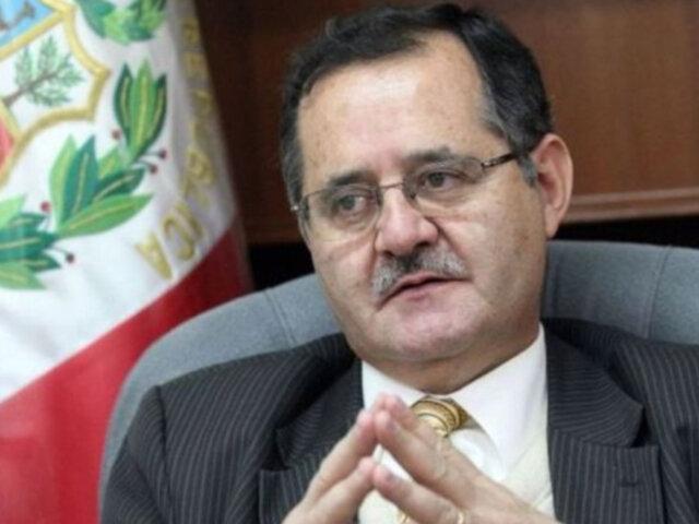 Servir: Marco Tulio Falconí no debió recibir bonificación del 10 % en examen para la JNJ