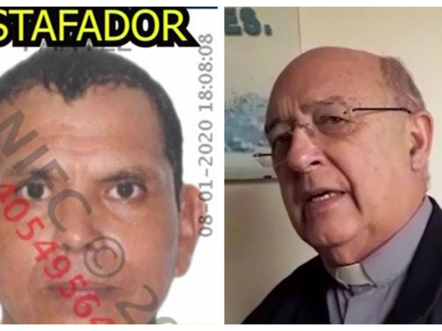 Estafador pidió donaciones por más de 22 mil soles a nombre del cardenal Barreto