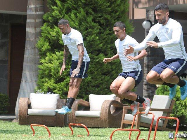 Alianza Lima ya conoce a sus rivales de la pretemporada 2020