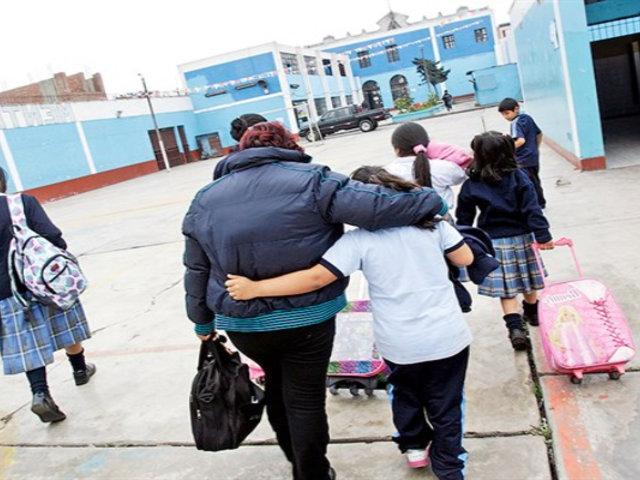 Decreto de Urgencia busca luchar contra la informalidad en colegios particulares