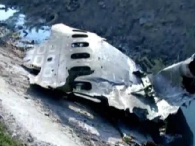 Video revela cómo dos misiles de Irán derribaron avión