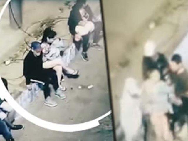 """Caen """"Las Guapas de Ventanilla Alta"""" vendiendo droga con sus hijos en brazos"""