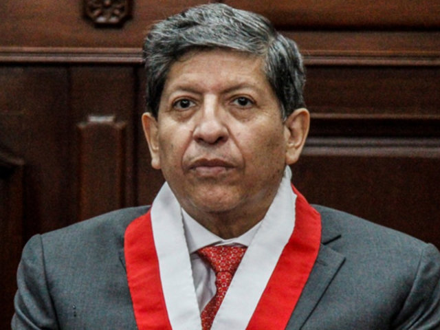 """Carlos Ramos sobre selección de nuevos integrantes del TC: """"Es un proceso precipitado"""""""