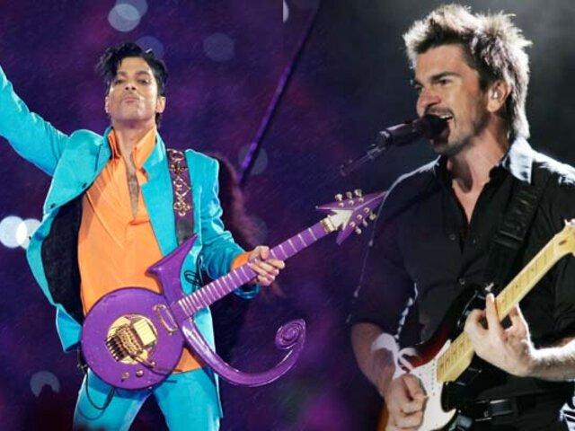 Juanes será el único latino en tributo a Prince de los Grammy
