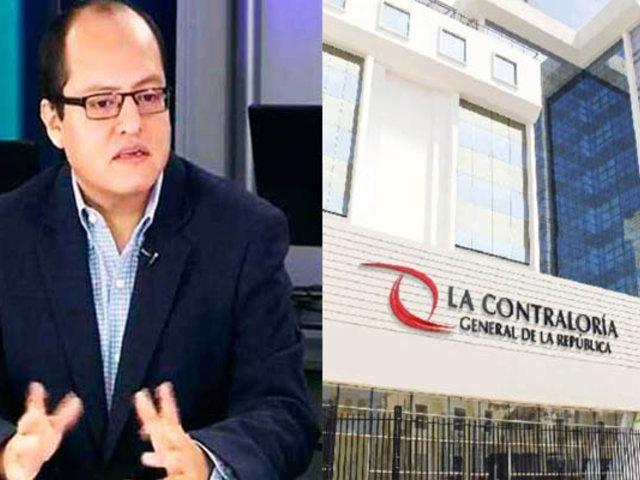 Víctor Hugo Quijada: Rol de la Contraloría respecto a los jueces y fiscales