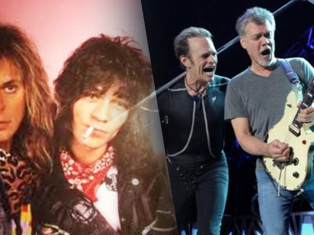 David Lee Roth revela malas noticias sobre estado de salud de Eddie Van Halen