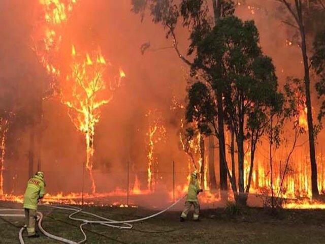 Incendios en Australia provocan nuevas evacuaciones masivas