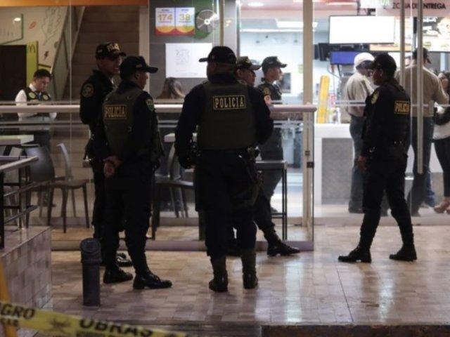 Presunto ajuste de cuentas: hombre asesinado en Mcdonald's tenía antecedentes delictivos