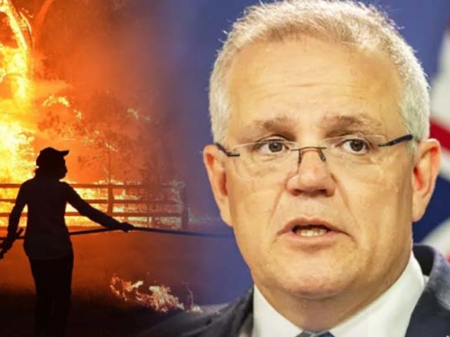 Primer ministro de Australia admite errores en gestión de los incendios forestales
