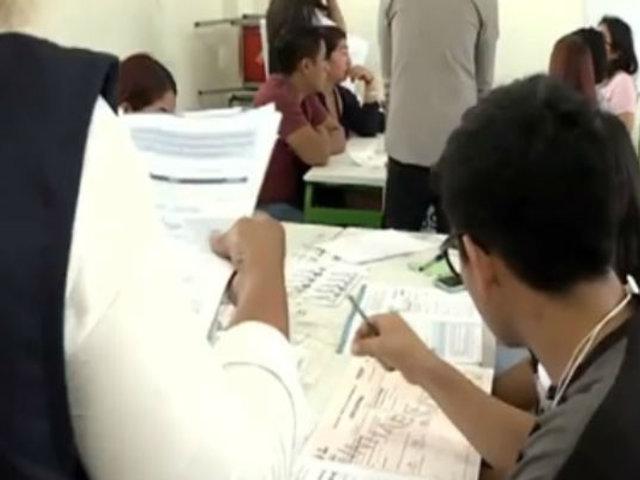 Elecciones 2021: ONPE pide apoyo de instituciones públicas y privadas para triplicar locales de votación