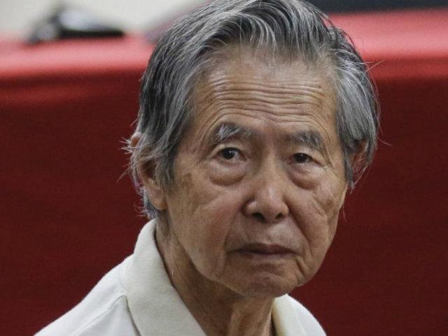 Corte Suprema: indulto otorgado a Alberto Fujimori quedó sin efecto