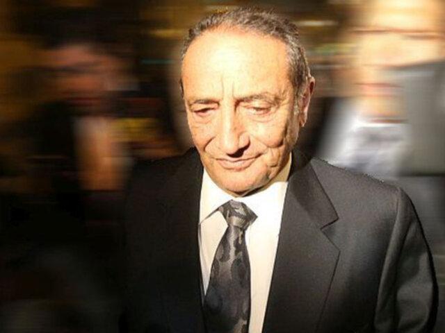 Caso Toledo: Maiman devolverá al Estado peruano US$ 13 millones, confirma Rafael Vela