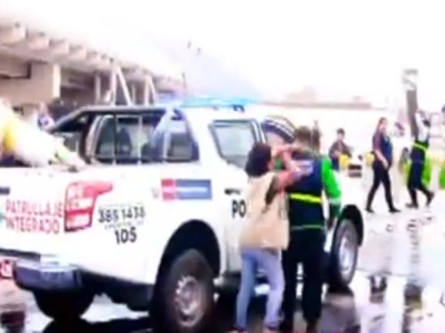 Serenazgos en Lima: humillados, insultados y agredidos a diario
