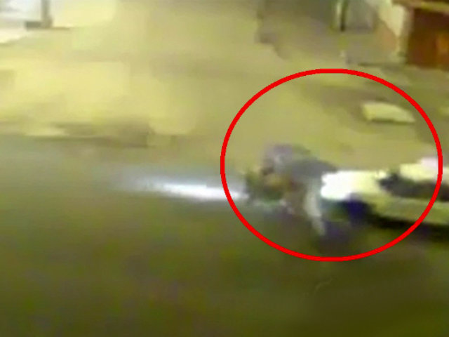 Tacna: conductor de triciclo sale despedido de vehículo tras ser embestido por auto