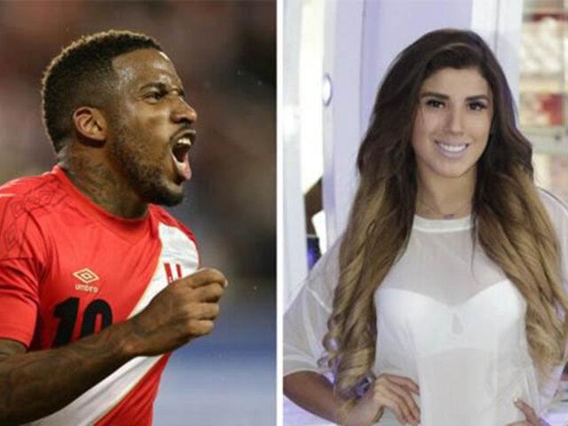 Yahaira Plasencia y Jefferson Farfán se habrían distanciado por Coto Hernández