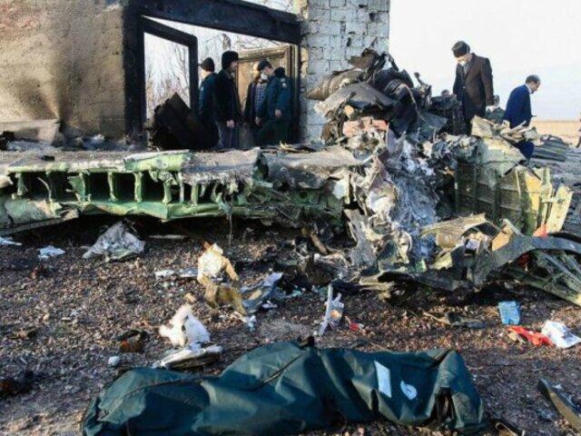 Irán: arrestan a varios sospechosos del ataque con misil que derribó al Boeing 737 ucraniano