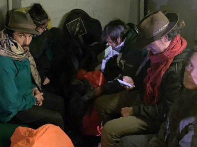 Turista argentino detenido en Machu Picchu  será investigado por destrucción de bienes