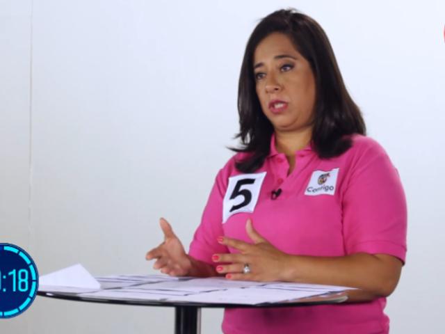Sandra Salinas: hay que fiscalizar y saber qué hacen los municipios para dar trabajos dignos