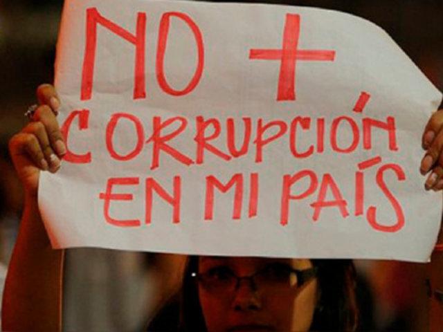 Elecciones 2020: ¿Qué proponen algunos candidatos para luchar contra la corrupción?